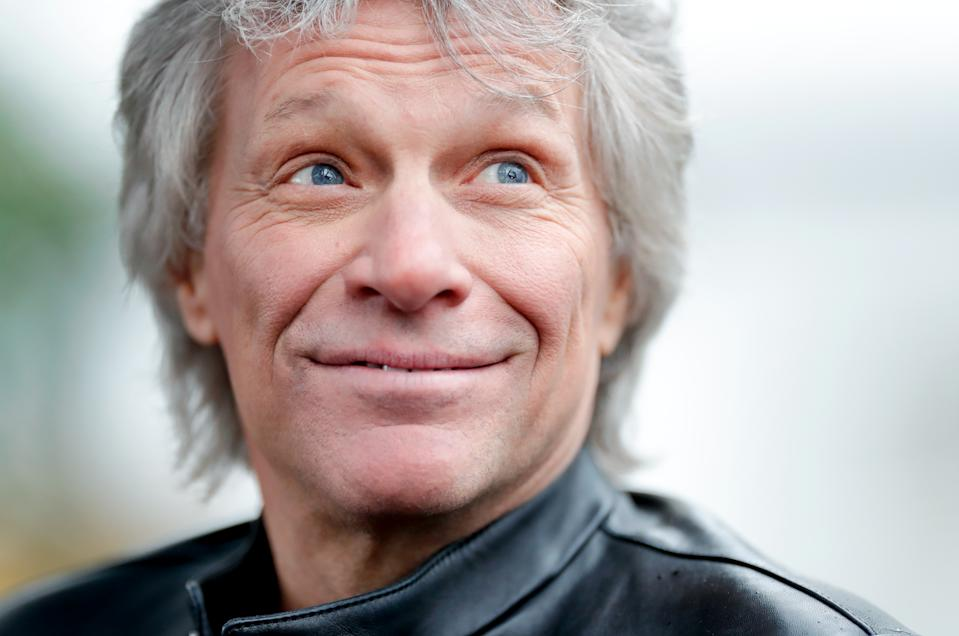 Jon Bon Jovi is addressing the turmoil of 2020 in his new album. (Photo: Max Mumby/Indigo/Getty Images)