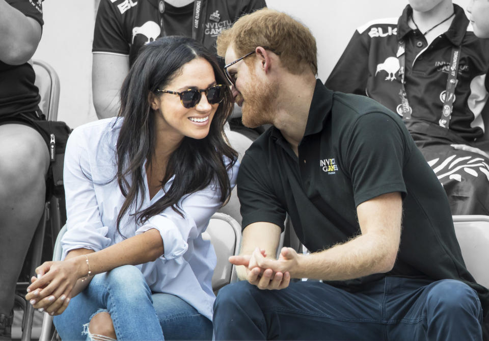 Rumours are rife that Prince Harry is set to announce his engagement to Meghan Markle [Photo: Getty]