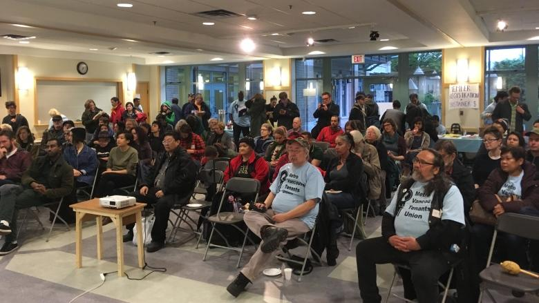 Power to the renter: Vancouver Tenants Union hopes to put rep in every building