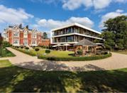 "<p>A gorgeous base for exploring Colchester, Wivenhoe and Beth Chatto's famous gardens, <a href=""https://www.goodhousekeepingholidays.com/offers/essex-colchester-wivenhoe-house"" rel=""nofollow noopener"" target=""_blank"" data-ylk=""slk:Wivenhoe House"" class=""link rapid-noclick-resp"">Wivenhoe House</a> has the feel of a country househotel with a modern twist. </p><p>The luxurious rooms boast floor-to-ceiling windows, large balconies and extravagant bathrooms. They're split between the 18th-century main house and a new contemporary wing.</p><p>You'll enjoy fresh modern European cuisine in the restaurant, a classic British menu in the bar, stonebaked pizzas, 24-hour room service and cream teas, not to mention generous breakfasts.</p><p>The lovely gardens and terrace are a must for drinks and dining on balmy summer nights. It's ideal for an affordable escape from London.</p><p><a class=""link rapid-noclick-resp"" href=""https://www.goodhousekeepingholidays.com/offers/essex-colchester-wivenhoe-house"" rel=""nofollow noopener"" target=""_blank"" data-ylk=""slk:EXCLUSIVE DEAL FOR GH READERS"">EXCLUSIVE DEAL FOR GH READERS</a> </p>"