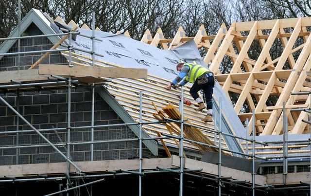 40% of approved homes not being built