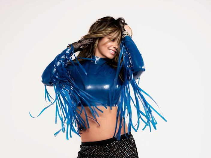 Shania Twain: 'I didn't let fear get in the way' (Denise Truscello)