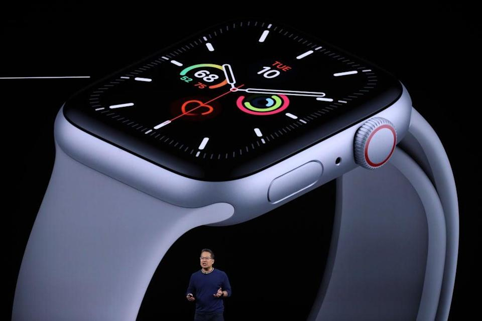 Apple Watch presenta sus nuevas característicasGetty Images
