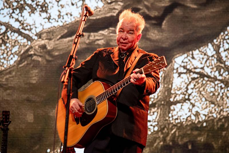 John Prine in Critical Condition After Being Hospitalized Due to Coronavirus