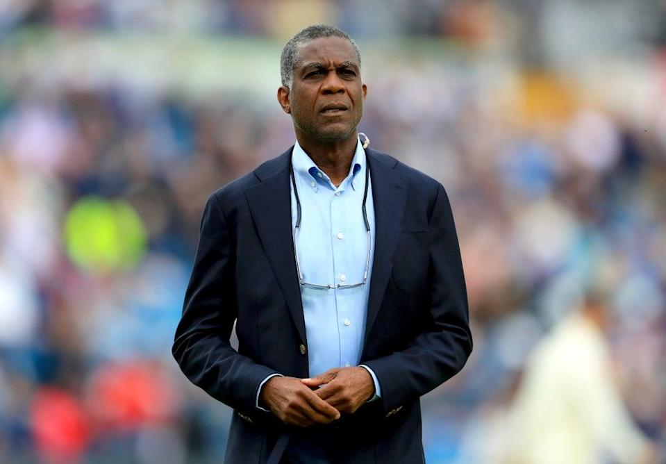 Former West Indies bowler Michael Holding has again spoken out on the fight for racial equality (Mike Egerton/PA) (PA Archive)