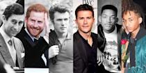 <p>Hollywood is full of good-looking people, and apparently strong genes. From David Beckham and his mini-me Brooklyn to Prince William and his near-clone Prince George, here's what some of your favorite celebrity fathers and their doppelgänger offspring looked like at the same age. </p>