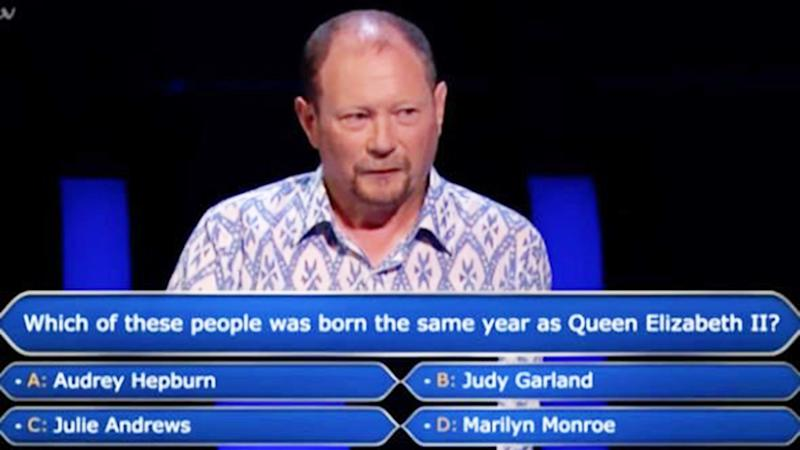 Davyth Fear on Who Wants To Be a Millionaire final question walk away