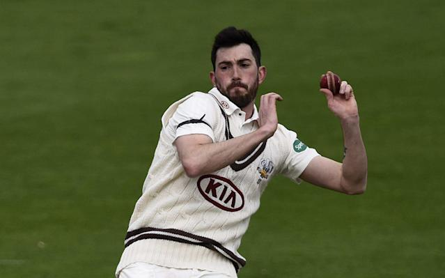Mark Footitt finished with figures of six wickets for 14 runs - Getty Images Europe