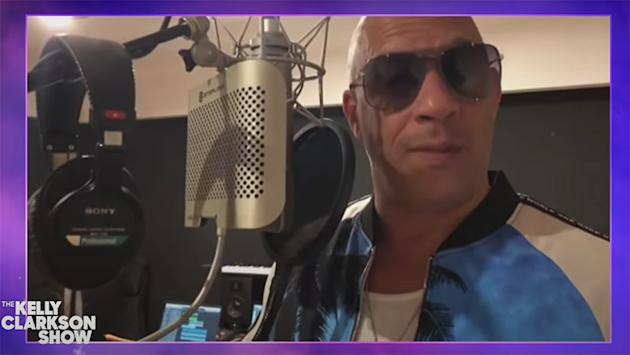 Vin Diesel's debut song is 'Feel Like I Do.' Yes, really