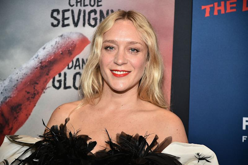 Chloe Sevigny at premiere for The Dead Don't Die
