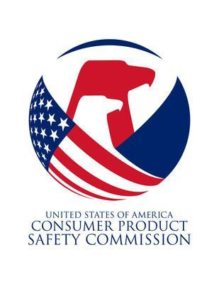 The U.S. Consumer Product Safety Commission is an independent federal agency created by Congress in 1973 and charged with protecting the American public from unreasonable risks of serious injury or death from more than 15,000 types of consumer products under the agency's jurisdiction. To report a dangerous product or a product-related injury, call the CPSC hotline at 1-800-638-2772, or visit https://www.saferproducts.gov. Further recall information is available at https://www.cpsc.gov. (PRNewsfoto/U.S. Consumer Product Safety Co)