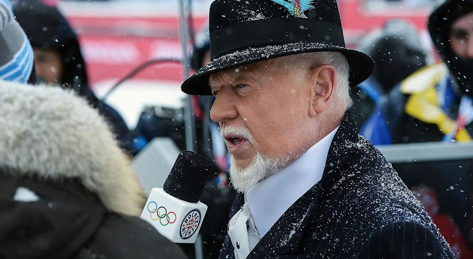 Don Cherry in Russia? Yes please. (Photo by Jamie Sabau/Getty Images)