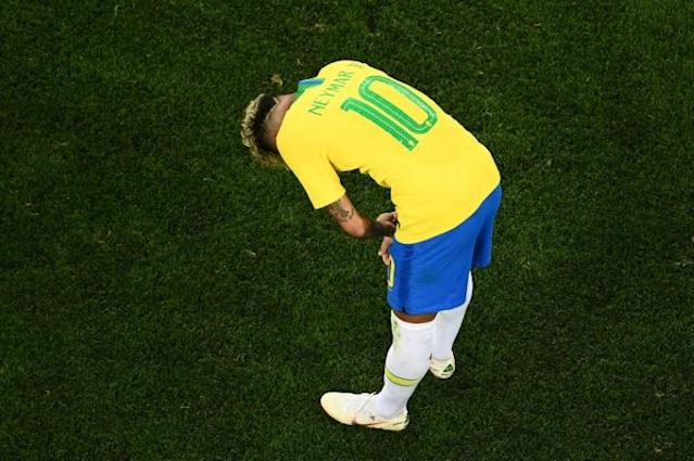 Neymar's Brazil were held 1-1 by Switzerland in their World Cup opener in Russia