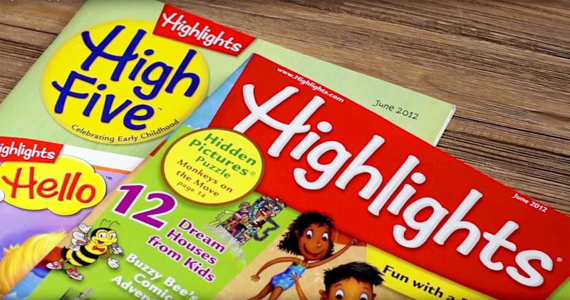 'Highlights' magazine is under fire after one parent asks them to represent same-sex couples in their publication — find out their response