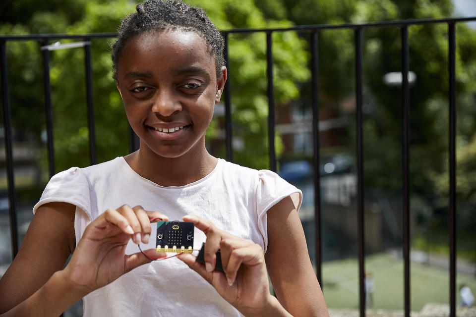 micro:bit first launched in 2016