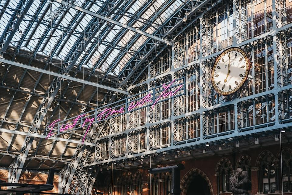 St Pancras - getty