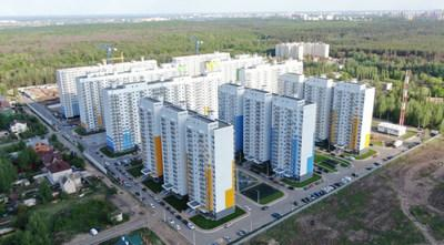 "City of Voronezh: residential areas in Russia were built in eight months by Formator technologies with the help of Russian ""Red Machines""."