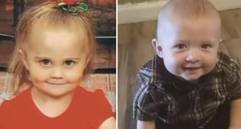 A 14-year-old Indiana teen has been charged over the murder of his his 23-month-old half sister, Desiree McCartney, and two months later of his 11-month-old stepbrother, Nathaniel Ritz.