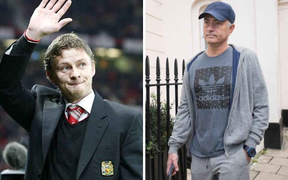 Ole Gunnar Solskjaer has been announced as Manchester United's interim manager after the sacking of Jose Mourinho
