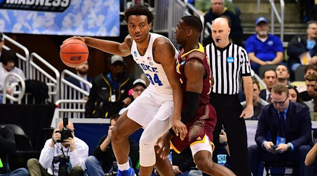 Where will Wendell Carter Jr. go in the draft? The Crossover's Front Office breaks down his strengths, weaknesses and more in its in-depth scouting report.