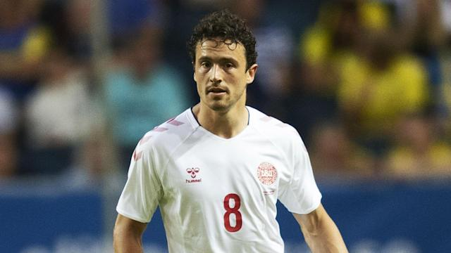 The highly rated Denmark international has opted to stay in the Bundesliga with a lucrative move to Signal Iduna Park