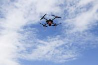 Greece tests drone drug delivery for remote regions