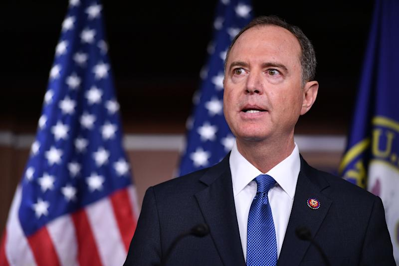 House Intelligence Committee Chair Adam Schiff. (Photo: Mandel Ngan/AFP via Getty Images)