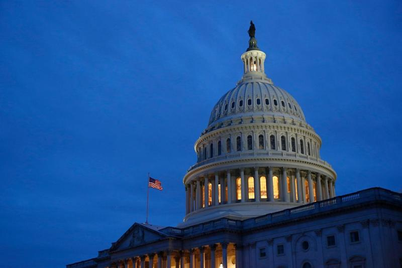 US Congress passes huge financial stimulus package