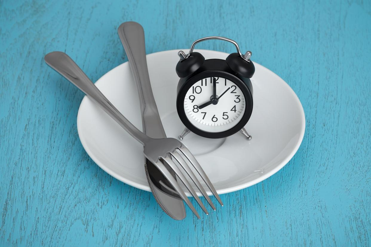 Putting off breakfast lowers insulin levels, allowing fat to fuel a work out. [Photo: Getty]