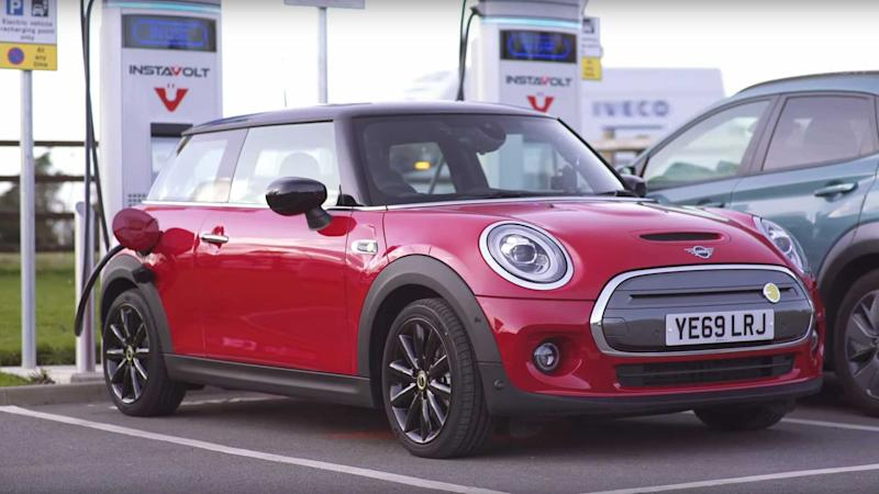 Mini-E Factory Tour + 1st Drive (Source: Fully Charged)