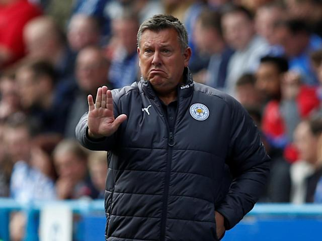 <p>Leicester City manager Craig Shakespeare REUTERS/Andrew Yates </p>