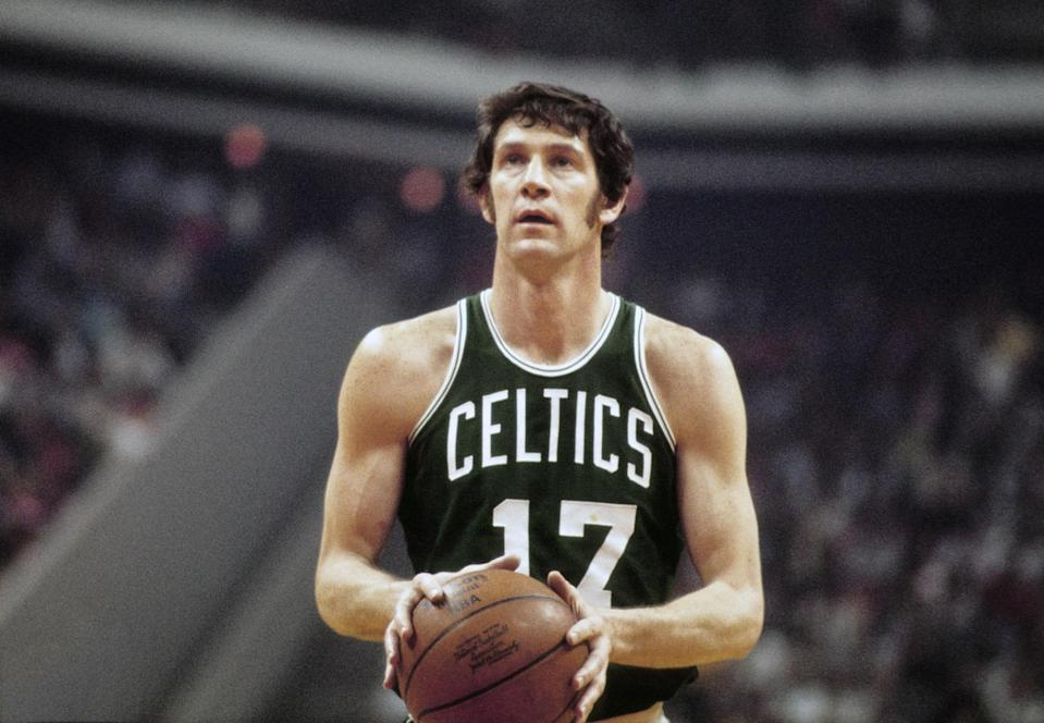 John Havlicek Boston Celtics