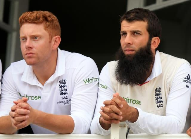 Jonny Bairstow and Moeen Ali are not part of England's touring squad (Mike Egerton/PA)