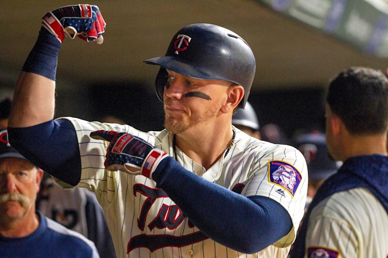 Ex-Twins first baseman Morrison takes minor-league deal with Yankees