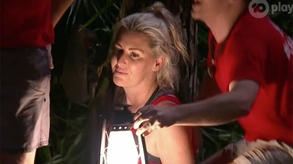 Jess I'm a celebrity get Me Out of Here