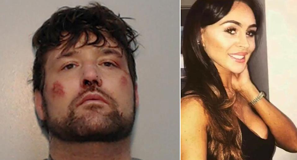 Andrew Wadsworth had become obsessed with ex-girlfriend Melissa Belshaw's sex life. (PA)
