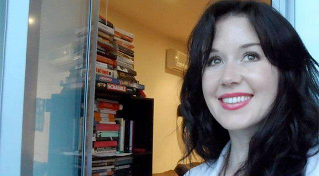 Murder victim Jill Meagher. Source: 7 News