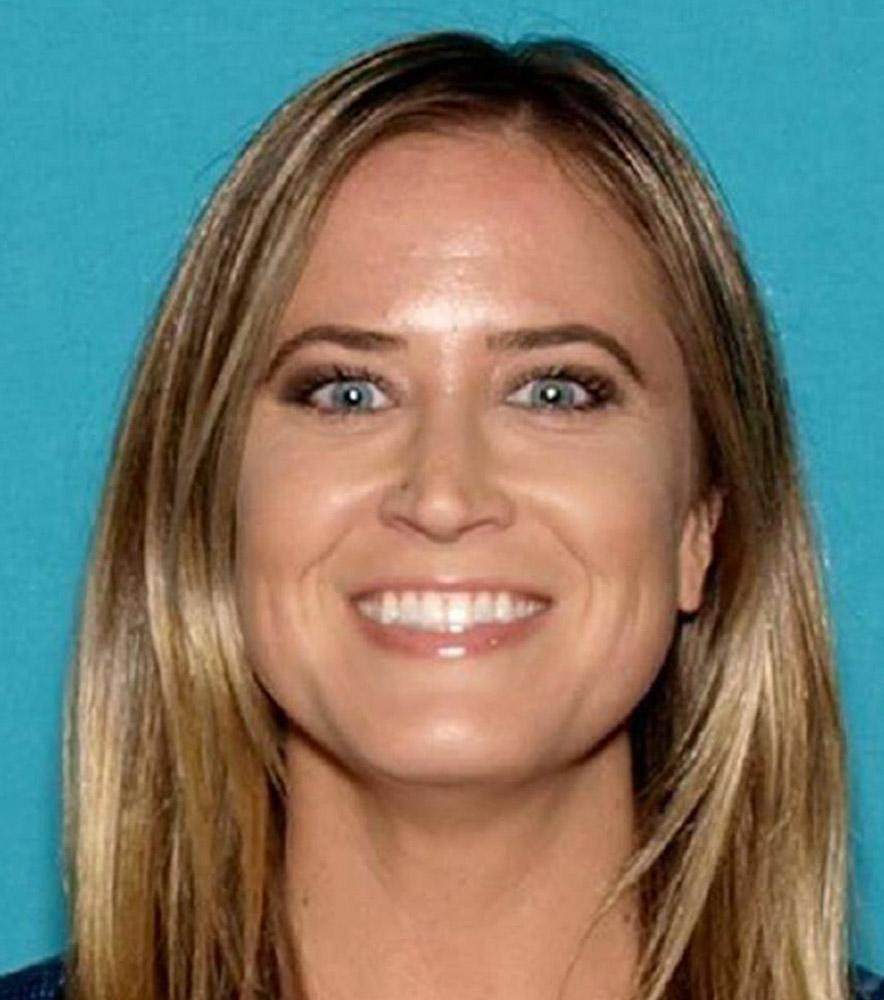 Image: Missing hiker Holly Suzanne Courtier.