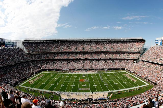 Cleveland's FirstEnergy Stadium (Getty Images)