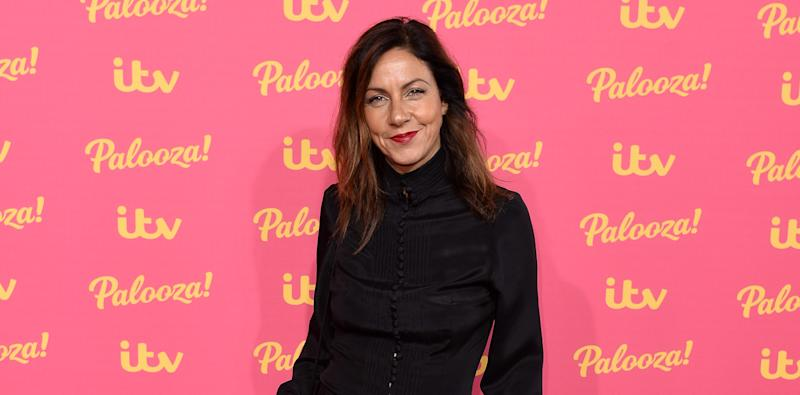 Julia Bradbury had a secret breast cancer scare in lockdown. (Getty Images)