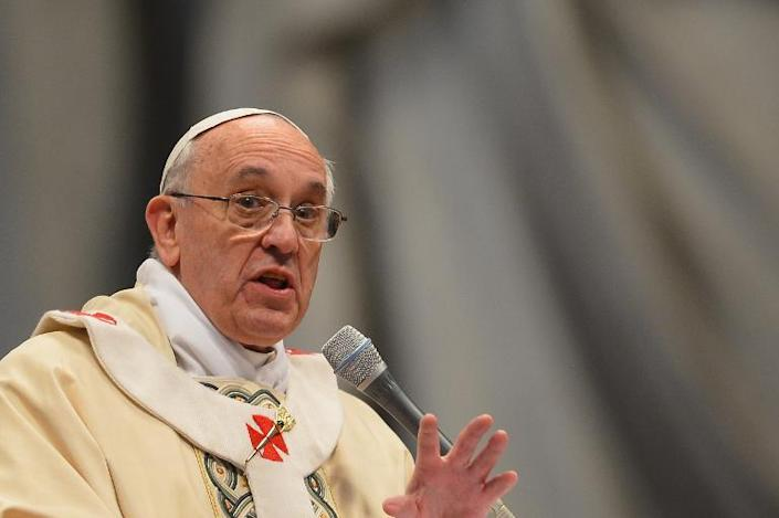 """Pope Francis has vowed a zero tolerance approach to sexual abuse by the clergy and said the scandal was """"the shame of the [Catholic] Church"""""""