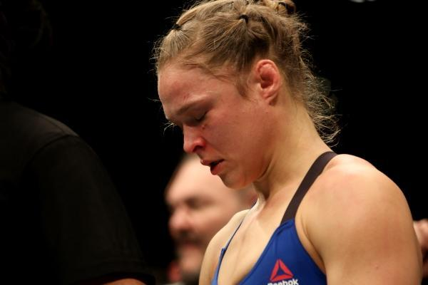Ronda Rousey broke her social media silence with a J.K. Rowling inspired quote - Rigel Salazar
