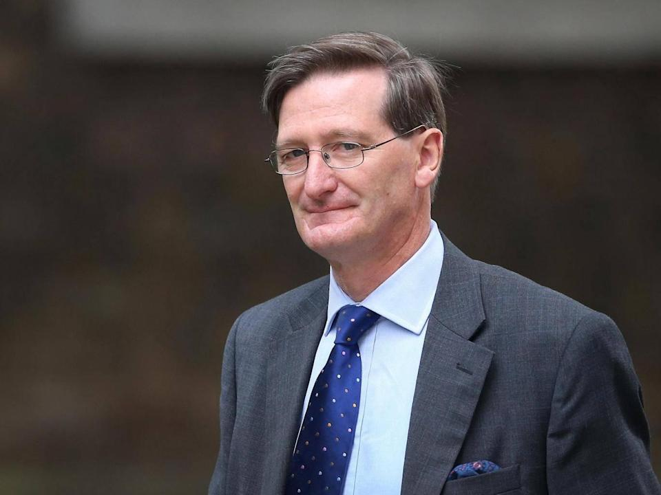 Dominic Grieve led the Tory rebellion on the Brexit bill (Getty)