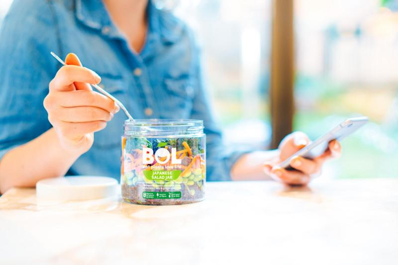 Meal pot brand BOL is hoping to slash the amount of plastic in its packaging by 2019: BOL