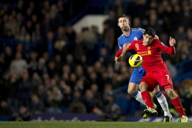 Gary Cahill backs Chelsea to heap more hurt on 'killer' striker Luis Suarez