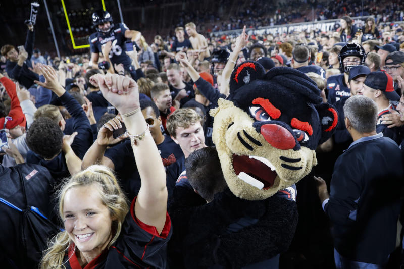 College Football UCF Knights at Cincinnati Bearcats Start Time