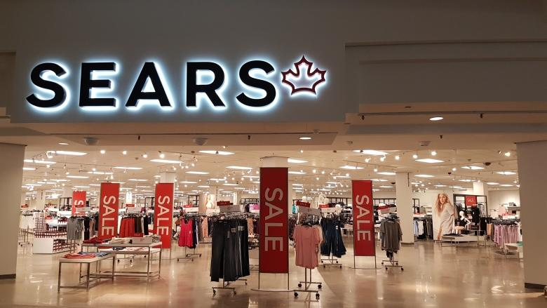 Sears Canada wants court's permission to liquidate all remaining stores
