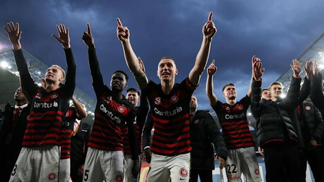 Western Sydney Wanderers opened their A-League season with a win over Central Coast Mariners, while the Melbourne derby ended in a 0-0 draw.