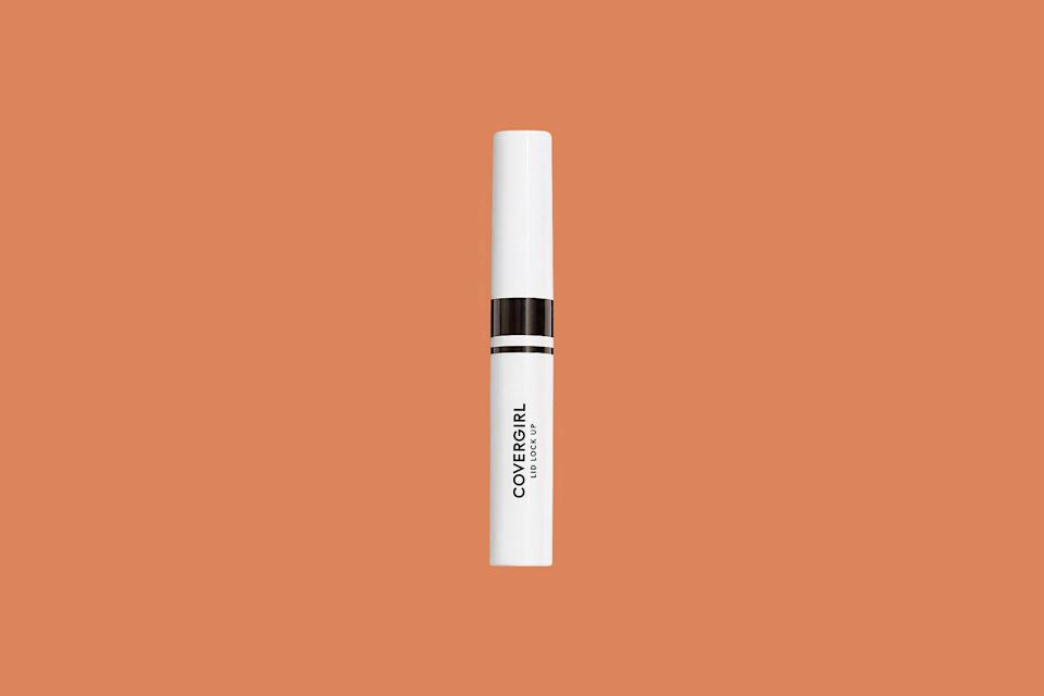 "<p>This quick-dry eye primer is <a href=""https://www.marthastewart.com/1538676/clean-skincare-beauty-products-explained"" rel=""nofollow noopener"" target=""_blank"" data-ylk=""slk:cruelty-free"" class=""link rapid-noclick-resp"">cruelty-free</a> and a bargain, to boot. Layer it on before your favorite eyeshadow and you can expect long-lasting wear that doesn't feather, flake, smear.</p> <p><strong><em>Shop Now: </em></strong><em>Covergirl Lid Lock Up Eyeshadow Primer, $6.29, </em><a href=""https://shop-links.co/1717556069285967863"" rel=""nofollow noopener"" target=""_blank"" data-ylk=""slk:ulta.com"" class=""link rapid-noclick-resp""><em>ulta.com</em></a><em>.</em></p>"