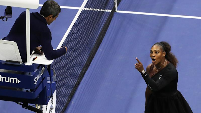 The truth about Serena Williams' US Open drama